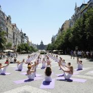 Međunarodni dan joge, 2015.