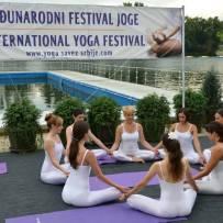 Peti međunarodni festival joge – Srbija 2014