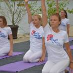 5. Međunarodni festival joge – Srbija 2014
