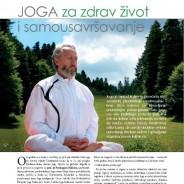 Joga za zdrav život, P. Nikić, 2015