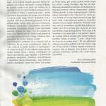 "Prof. dr Predrag Nikić predsednik Joga saveza Srbije, ""Joga - biti i delati"", intervju za Magazin ""Yoga"", oktobar/novembar 2015."