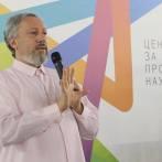 Prof. dr Predrag Nikić – predavanje na sajmu knjiga, Centar za promociju nauke, 2014.