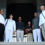 Predstavnici Univerziteta joge iz Indije u JSS, 2012