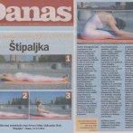 """Intervju, Aleksandra Mitić, o asani """"Štipaljka"""", Danas, 2011."""