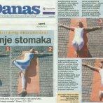"""Intervju, Aleksandra Mitić, """"Uvrtanje"""", Danas, 2011."""