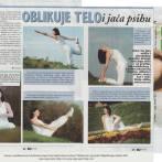 Intervju, Vukica Janković, Bilje&Zdravlje, 2009.