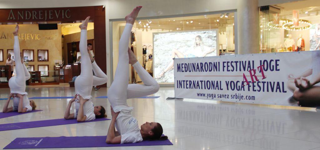 Art yoga Similiris, Joga savez Srbije