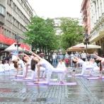Art Yoga Similiris – Joga dani dobrih dela, Beograd 12.5.2013.