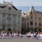 Art Yoga Similiris – Joga dani dobrih dela, Novi Sad 2013