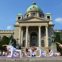 Art yoga Similiris – Joga performans 2015.
