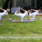 Art Yoga Similiris, Organic Fest, 29.06.2013.