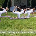 Art Yoga Similiris, Organic Fest, 29.06.2013.
