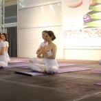 Revijalni sastavi Art yoge Similiris na Beogradskom sajmu