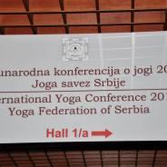 2. Međunarodna naučna konferencija o jogi, 2011