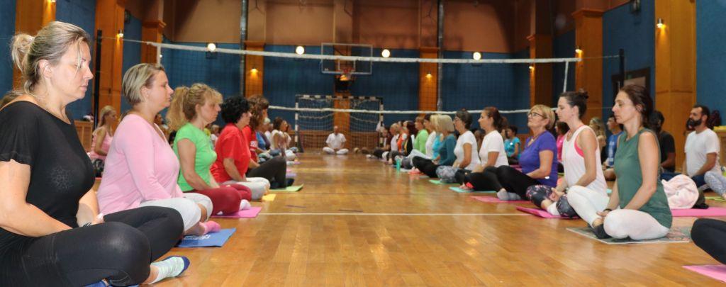 Yoga camp u Drvengradu - Joga savez Srbije