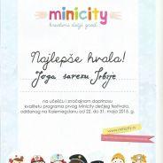Minicity beogradski festival, 2015