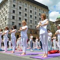 Veliki joga kamp u Drvengradu