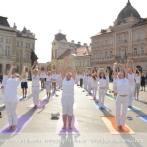 Veliki joga performans, Novi Sad 2013
