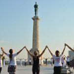 Veliki joga performans Joga savez Srbije