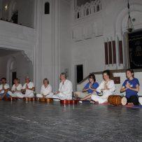 Koncert Kirtan grupe Samadhi, Sinagoga, 2017