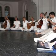 Koncert Kirtan grupe Samadhi u Novosadskoj Sinagogi, 2016