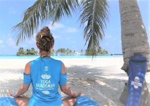 Joga savez Srbije na Maldivima