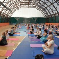 Yoga camp 50 plus – za zdravo starenje, 2018