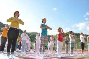 Obuka za instruktora joge