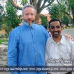 Prof. dr Predrag K. Nikic and Dr Manjunat Sharma