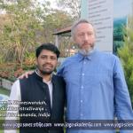Prof. dr Predrag K. Nikic and Dr Naveen K. Viswesaraiah