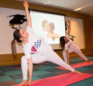 Nacionalno priznanje u oblasti joge