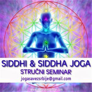 siddhi & siddha joga