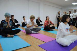 Art joga za zdravo starenje