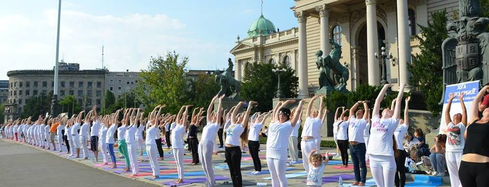Veliki joga performansi, 2014.