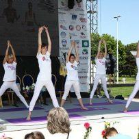 Art Yoga Similiris na Spa festivalu 2016.