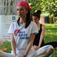 """Akcija """"Vežbajte jogu sa nama"""" 2017"""
